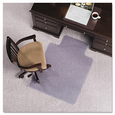 Lip High Pile Carpet Beveled Edge Chair Mat by ES Robbins Corporation