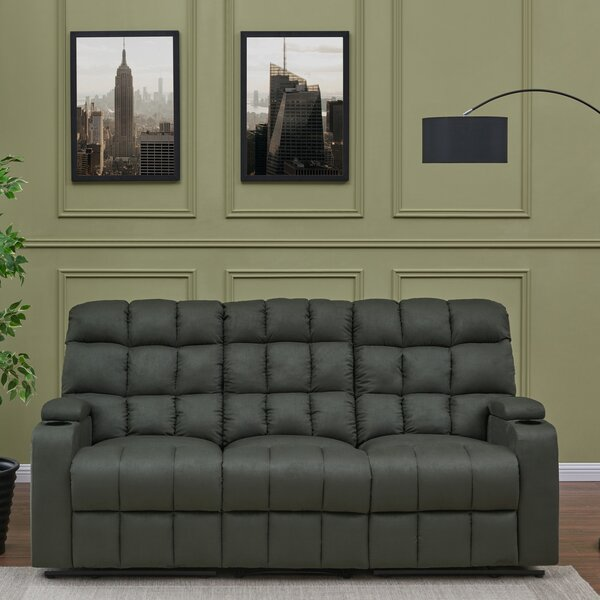 Online Shopping Krumm Reclining Sofa by Red Barrel Studio by Red Barrel Studio