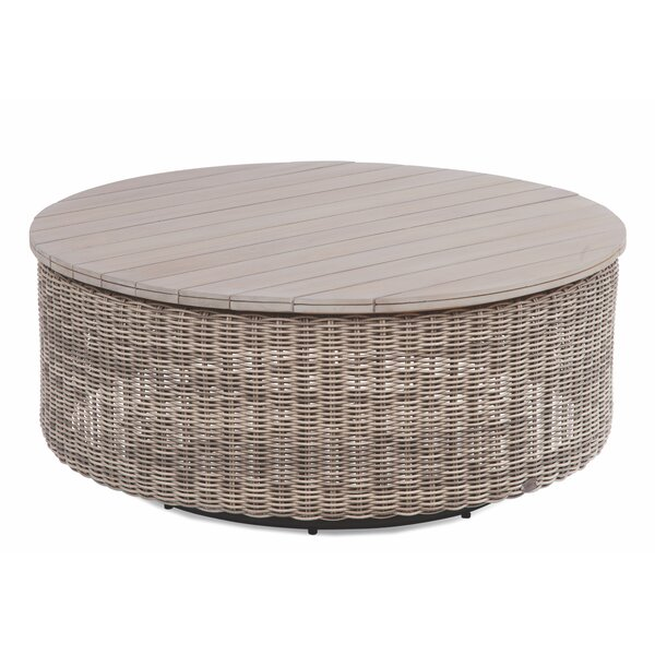 Paradise Bay  Solid Wood  Chat Table by Braxton Culler