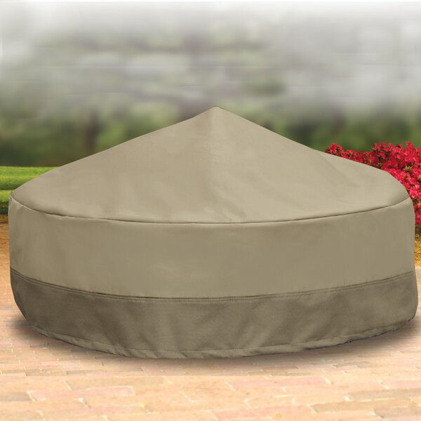 Magnificent 36 Inch Fire Pit Cover Wayfair Evergreenethics Interior Chair Design Evergreenethicsorg