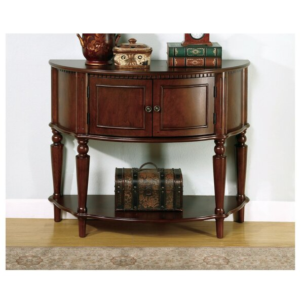 Ediline Wooden Console Table By Astoria Grand