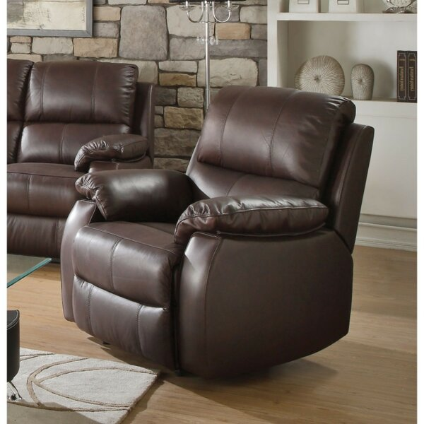 Mulvihill Manual Swivel Recliner [Red Barrel Studio]
