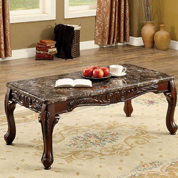 Sherell Traditional Coffee Table by Astoria Grand