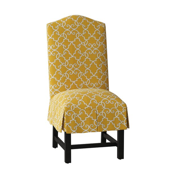 Whitehall Skirted Upholstered Dining Chair By Sloane Whitney