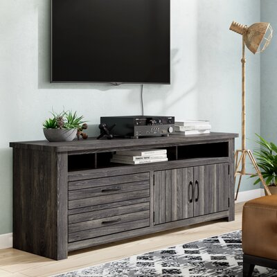 70 Inch And Larger Rustic Tv Stands You Ll Love In 2020