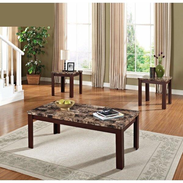 Mireia Coffee Table Set By Ebern Designs