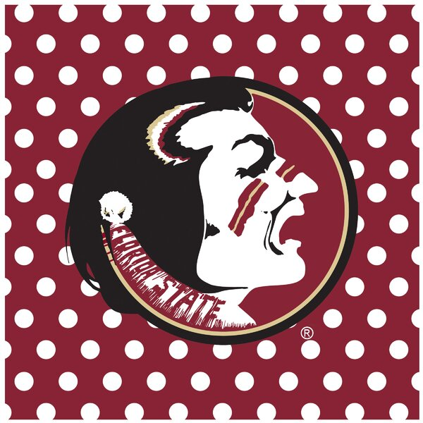 Florida State University Occasions Trivet by Thirstystone