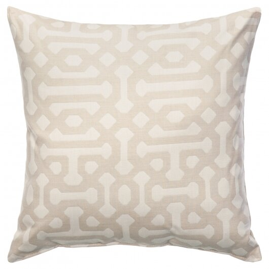 Shara Outdoor Sunbrella Throw Pillow by Darby Home Co