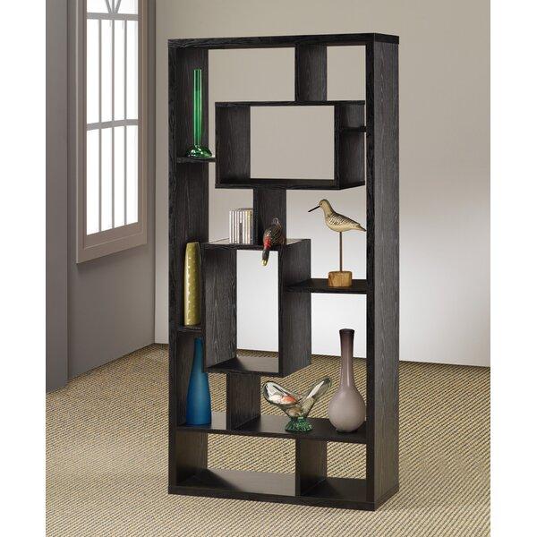 Geometric Bookcase by Wildon Home?? Wildon Home??