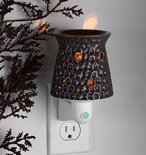 Lighted Ceramic Dented Night Light by Westinghouse
