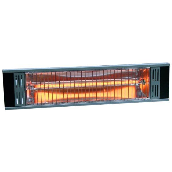Tradesman Outdoor 1500 Watt Electric Mounted Patio Heater by Heat Storm