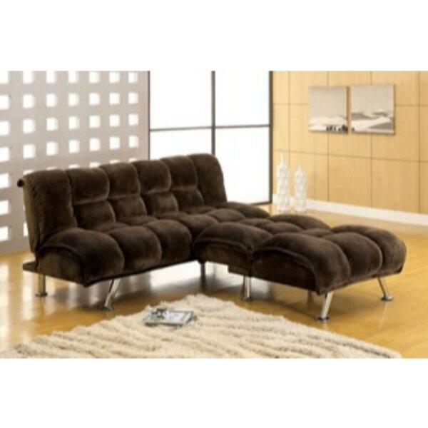 Gentner Convertible Sofa by Latitude Run