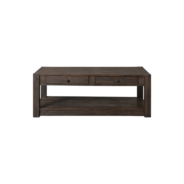 Benat Coffee Table With Storage By Gracie Oaks