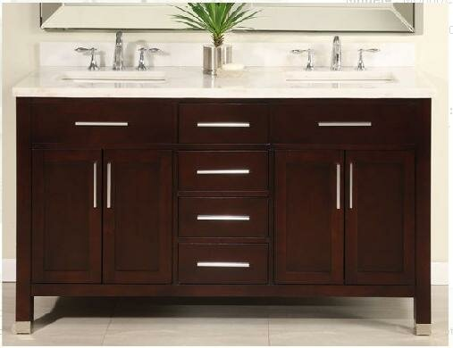 Monaco 61 Vanity Set by Empire Industries