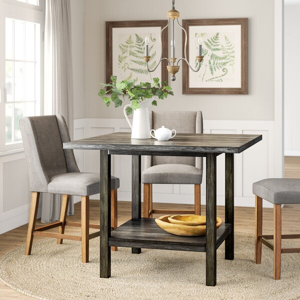 Bargain Sandown Counter Height Dining Table By Three Posts Today Sale Only
