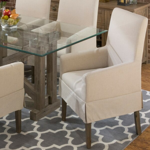 Clearmont Upholstered Dining Chair by Ophelia & Co.