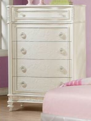 Ector 5 Drawer Chest by Harriet Bee