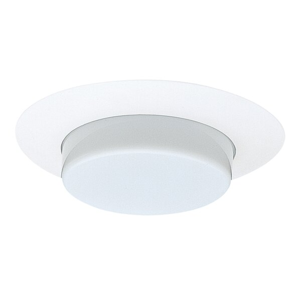 Lexan Drop 6 Recessed Trim by NICOR Lighting