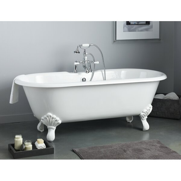 Regal 68 x 31 Soaking Bathtub with Single Drilling by Cheviot Products