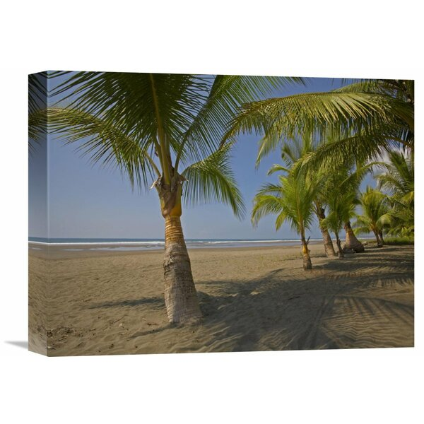 Nature Photographs Playa Esterillos Este, Puntarenas, Costa Rica by Tim Fitzharris Photographic Print on Wrapped Canvas by Global Gallery