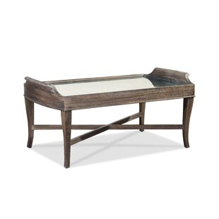 Pond Brook Coffee Table Darby Home Co
