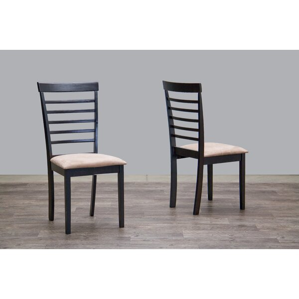 Serpens Upholstered Dining Chair (Set Of 2) By Latitude Run Latitude Run
