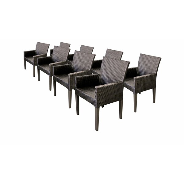 Fernando Patio Dining Chair (Set of 8) by Sol 72 Outdoor
