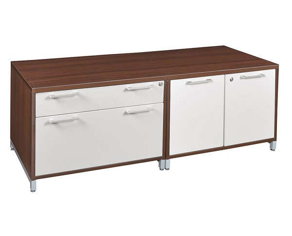 Maverick 2 Door Wood Credenza by Brayden Studio