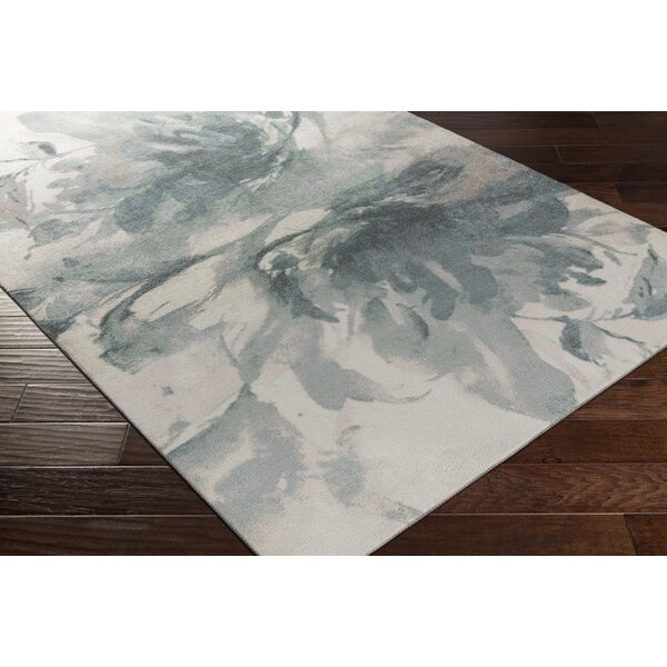Bracewell Blue Area Rug by Wrought Studio