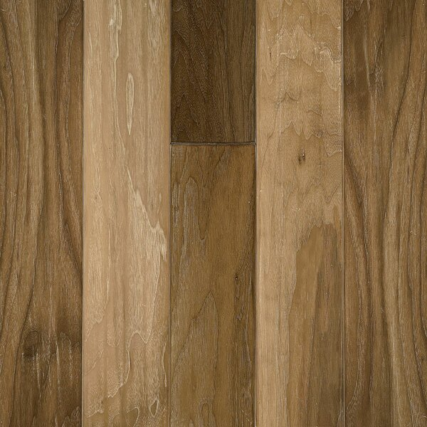 Century Farm 5 Engineered Walnut Hardwood Flooring in Summer White by Armstrong Flooring