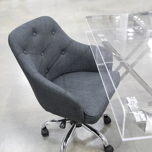 Achille Office Chair by Ebern Designs Fresh