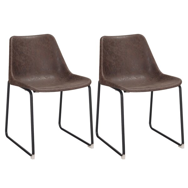 Vintage Side Chair (Set of 2) by Adeco Trading