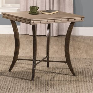 Luxton End Table by Loon Peak