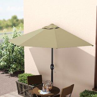 Sheehan 9u0027 Half Market Umbrella