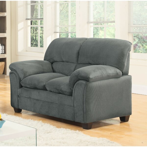 Mikaela 62-inch Pillow top Arm Loveseat by Winston Porter Winston Porter