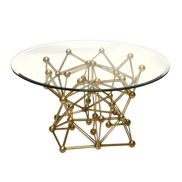 Molecule Coffee Table by Worlds Away