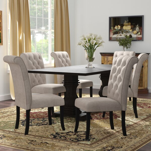 Coyer 7 Piece Dining Set by Darby Home Co