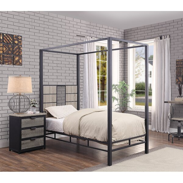 Robert Canopy Configurable Bedroom Set by Gracie Oaks