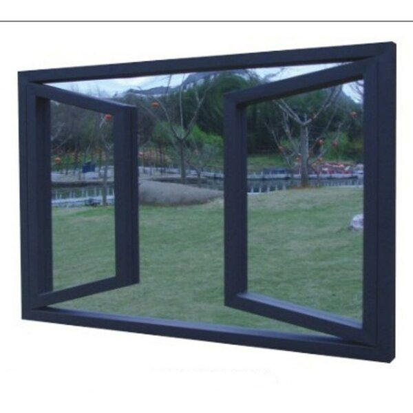 Illusion Mirror with Double Window by DC America