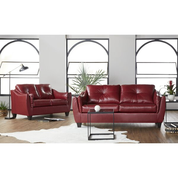 Configurable Living Room Set by Ebern Designs