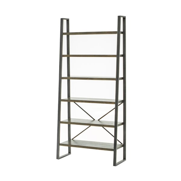 Grovetown Ladder Bookcase by 17 Stories