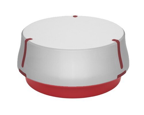 PrepCo Non-Stick Bake Porter Cake Pan with Serving Cover by Reston Lloyd