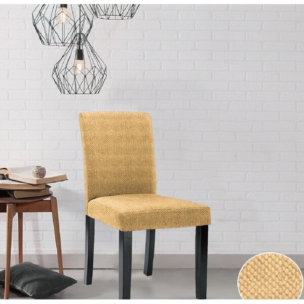 Stretch Dining Chair Slipcover by Ebern Designs