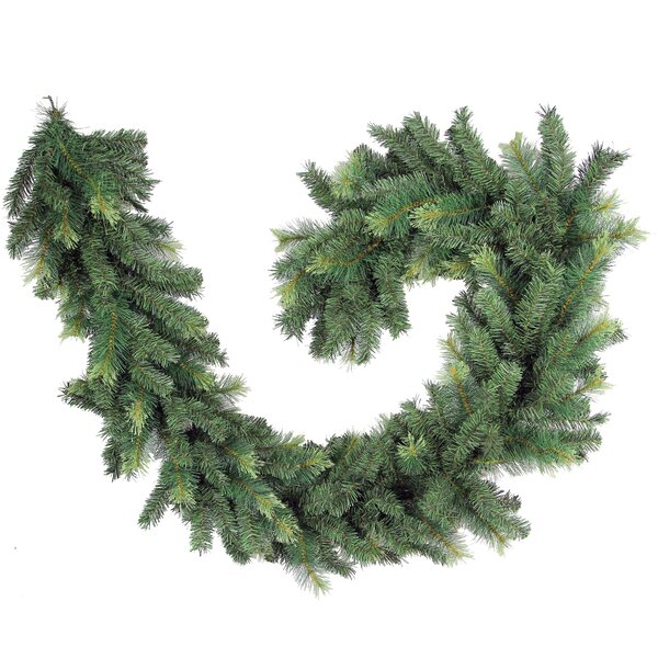 Christmas Pine Garland by Admired by Nature