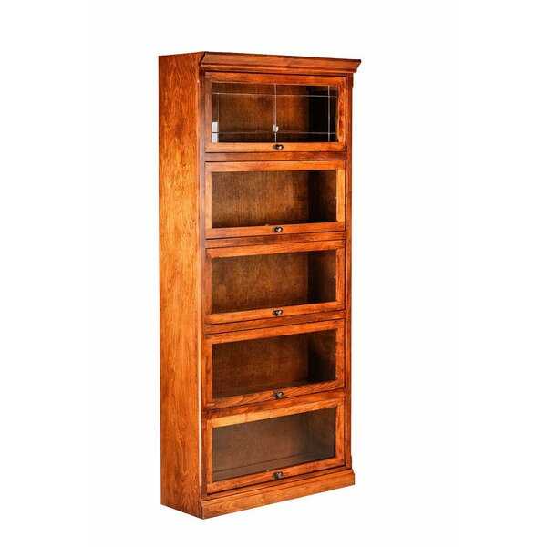 Torin Legal Barrister Bookcase by Millwood Pines
