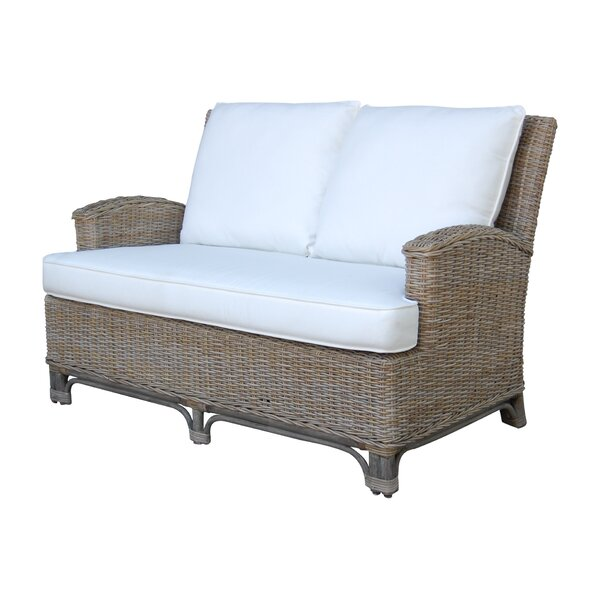 Exuma Loveseat by Panama Jack Sunroom