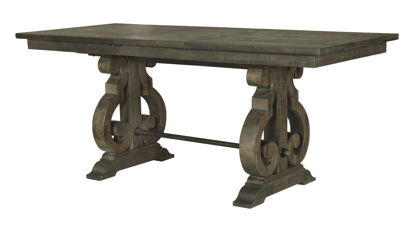 Reclaimed Wood Kitchen \u0026 Dining Tables You\u0027ll Love | Wayfair