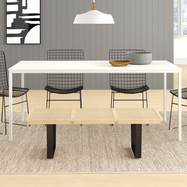 Condie Dining Table by Mercury Row