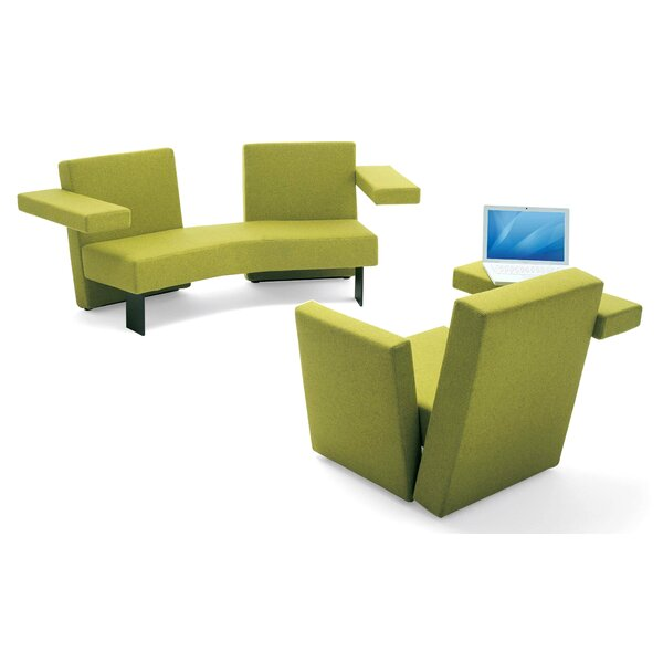 Meet Me Loveseat by Segis U.S.A