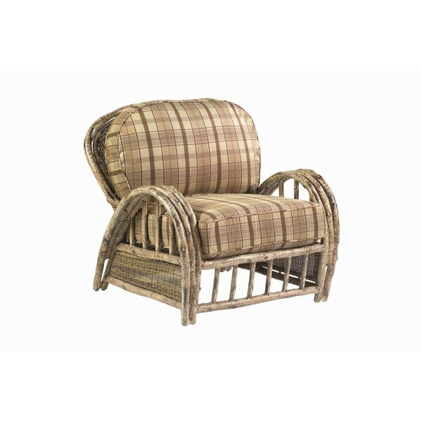 River Run Patio Chair with Cushions by Woodard